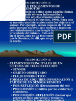 TELEDETECCIÓN ISEM 2010