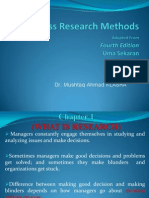 Business Research Methods Students
