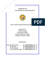 Advertising & Promotion Management Term Paper