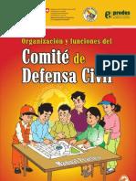 Manual Práctico de Organización y Funciones del Comité de Defensa Civil