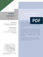 Optics for Dispersion Management