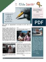 Boletim Informativo - Clube de Inteligência Emocional