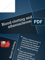 Blood Clotting Mechanisms and Atherosclesrosis