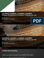 LF5038 - Location, Location, Location Slides