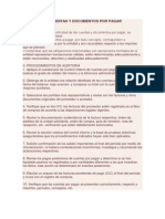 Auditoria de Cuentas y Documentos Por Pagar ion