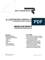 Raisbeck King Air Parts Manual 85-119-D_O