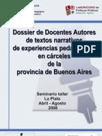 Experiencias Pedagógicas en cárceles - LPP - GESEC