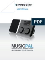 Manual Musicpal En