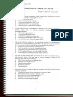 Comprehensive Path Exam