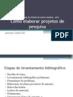 Verificado Como Elaborar Projetos de Pesquisa1