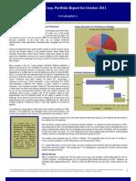 GI Report October 2011