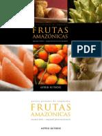 Libro Frutas Amazónicas