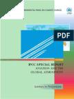 Aviação e a Atmosfera Global