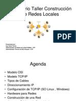 Construccion de Redes Locales - Oscar