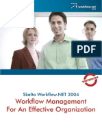 Workflow Management for an Effective Organization