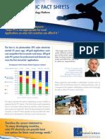 PVPT Fact Sheet Rural Electrification