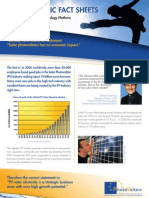 PVPT Fact Sheet Strategic Business Area