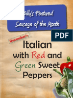 Sausage of the Month DEC 11