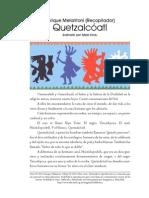Melantoni Enrique - Quetzalcoatl