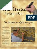 The foundation of his sacrifice