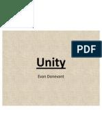 Unity Pwpt