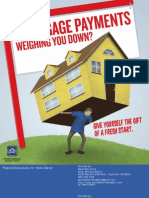 Mortgage Payments Weighing You Down Report