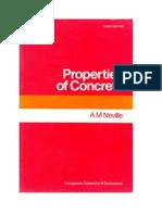 14553818 Properties of Concrete AM NEVILLE