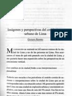 Imágenes y perspectivas del crecimiento urbano de Lima