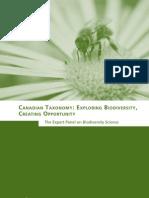 Canadian Taxonomy