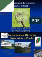 Présentation du lycée pro DARNET