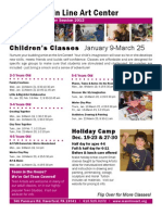 Winter 2012 Kids Flyer