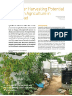 India; Rainwater Harvesting Potential for Urban Agriculture - RUAF