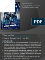 Attack the Block Trailer Analysis