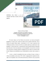 Resenha Livro Teoria e Metodo