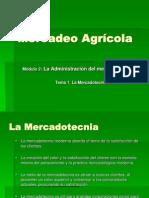 AAII C2 Mercadeo Agrícola  Mercadotecnia