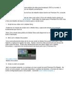 Tutorial Adobe Premiere Cs5