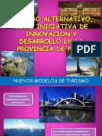 Turismo Alternativo Como Iniciativa de Innovacion y Desarrollo en La Provincia de Puno