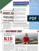 UNC-DM December 2011 Newsletter