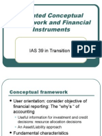Financial Instruments Update