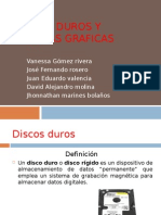 Discos Duros y Tarjetas Graficas Diapositivas