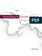 Franchising in Frontiers Markets