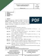 NBR 8949 - Paredes de Alvenaria Estrutural - Ensaio a Compressao Simples