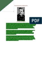 O Pens Amen To de Nietzsche