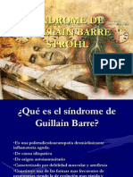 Sd Guillian Barre Kinesiologia
