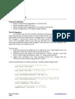 Pemrograman Berorientasi Objek Dengan Bahasa C# Part 5