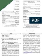 Cedar Bulletin Page - 12-04-11