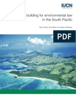 Env Law South Pacific Scoping Report