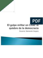El Golpe Militar en Chile
