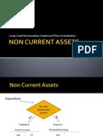 Non Current Assets