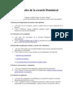 Prior Ida Des de La Escuela Dominical